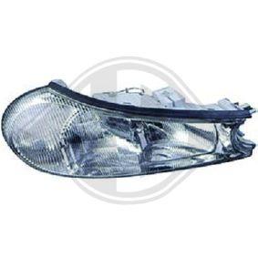 Hauptscheinwerfer für Fahrzeuge mit Leuchtweiteregelung mit OEM-Nummer 1 058 420