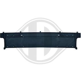 Suportes da placa de matrícula 1223154 BMW 5 Sedan (E39)