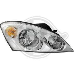 Hauptscheinwerfer für Fahrzeuge mit Leuchtweiteregelung mit OEM-Nummer 921021H000
