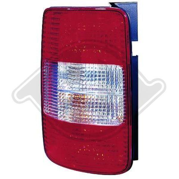 DIEDERICHS  2205083 Hauptscheinwerfer für Fahrzeuge mit Leuchtweiteregelung