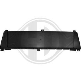 Registreringsskylt hållare 1017154 AUDI A4 Avant (8ED, B7)