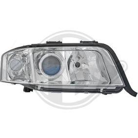 Faro principal para vehículos con regulación del alcance de luces con OEM número 4B0941004BN