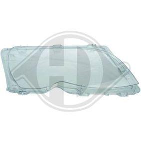 Streuscheibe, Hauptscheinwerfer 1215186 3 Limousine (E46) 320d 2.0 Bj 2001