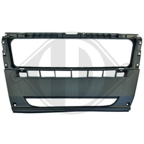 Stoßstange 3484150 DIEDERICHS 3484150 in Original Qualität
