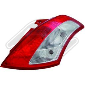 DIEDERICHS Combination Rearlight 6415090 with OEM Number 3565071L00