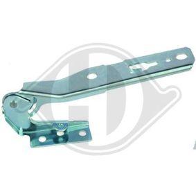 DIEDERICHS Scharnier, Motorhaube 1017018 für AUDI A4 (8E2, B6) 1.9 TDI ab Baujahr 11.2000, 130 PS