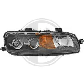 Headlight 3453980 PUNTO (188) 1.2 16V 80 MY 2002