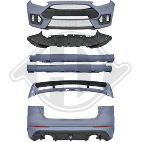 Zestaw reflektorów do jazdy dziennej 1417588 FORD Focus II Hatchback (DA_, HCP, DP)