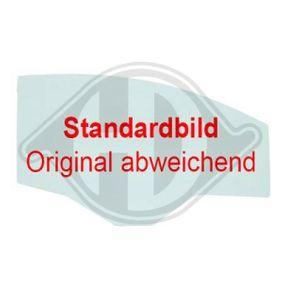 DIEDERICHS Ladeluftkühler 8101708 für AUDI A4 (8E2, B6) 1.9 TDI ab Baujahr 11.2000, 130 PS