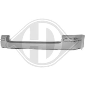 Stoßstange VW PASSAT Variant (3B6) 1.9 TDI 130 PS ab 11.2000 DIEDERICHS Stoßfänger (2246655) für