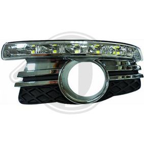 Zestaw reflektorów do jazdy dziennej 1672688