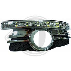 Zestaw reflektorów do jazdy dziennej 1672688 MERCEDES-BENZ Klasa C Sedan (W204)