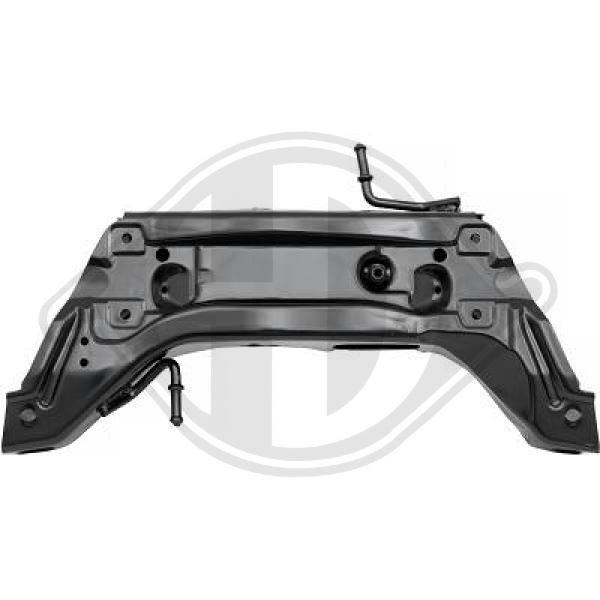 DIEDERICHS  2201180 Главен фар за автомобили без регулиране на светлините