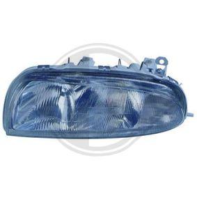 Hauptscheinwerfer für Fahrzeuge mit Leuchtweiteregelung mit OEM-Nummer 1042631