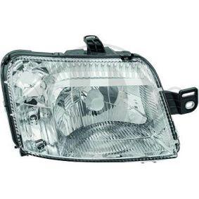 Headlight 3434980 PANDA (169) 1.2 MY 2014