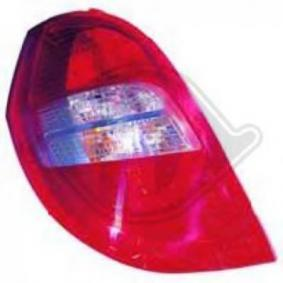 Combination Rearlight with OEM Number 169 820 2764