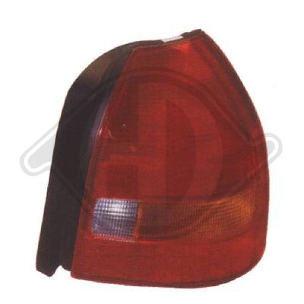 DIEDERICHS  5206290 Combination Rearlight
