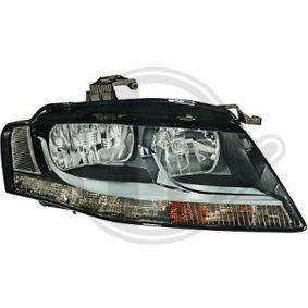 Zestaw reflektorów do jazdy dziennej 1017788 AUDI A4 Avant (8E5, B6)