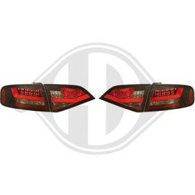 Jogo de luzes de circulação diurna 1017788 AUDI A4 Sedan (8E2, B6)