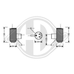 Изсушител, климатизация 8702102 25 Хечбек (RF) 2.0 iDT Г.П. 1999