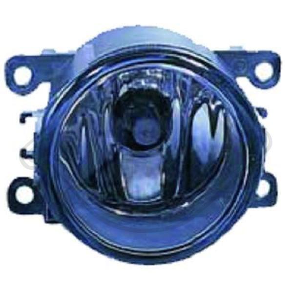 DIEDERICHS HD Tuning 4464088 Fendinebbia Tipo lampada: H11