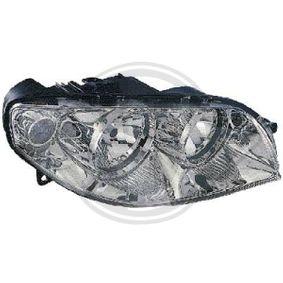 Headlight 3454082 PUNTO (188) 1.2 16V 80 MY 2006