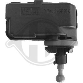 Control, headlight range adjustment 2213186 PUNTO (188) 1.2 16V 80 MY 2002