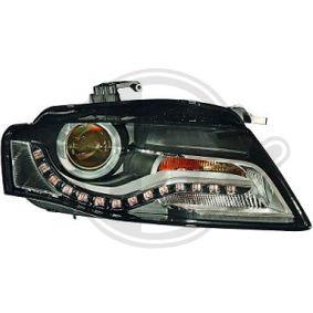 Hauptscheinwerfer für Fahrzeuge mit Xenon-Licht, für Fahrzeuge ohne Kurvenlicht, für Rechtsverkehr mit OEM-Nummer 8K0941004C