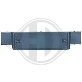 Rendszámtábla tartók Minőség: Certified Quality 1015061 AUDI 80 Sedan (8C2, B4)