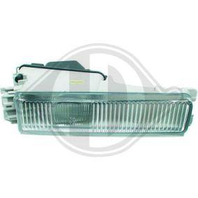 DIEDERICHS Nebelscheinwerfer 1015089 für AUDI 80 Avant (8C, B4) 2.0 E 16V ab Baujahr 02.1993, 140 PS