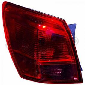 Combination Rearlight with OEM Number 26550JD000