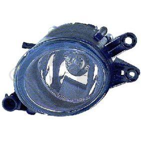 DIEDERICHS Nebelscheinwerfer 1017088 für AUDI A4 (8E2, B6) 1.9 TDI ab Baujahr 11.2000, 130 PS