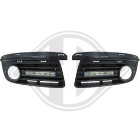 Daytime Running Light Set 2232488 VW GOLF, JETTA
