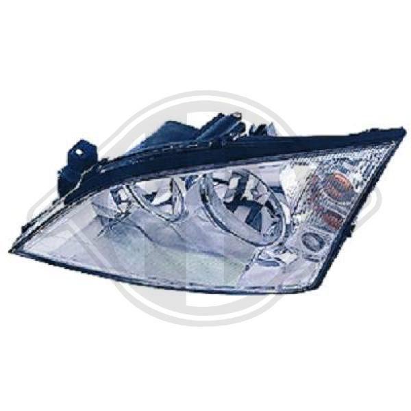 DIEDERICHS  1427082 Hauptscheinwerfer für Fahrzeuge mit Leuchtweiteregelung