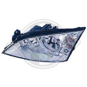 Hauptscheinwerfer für Fahrzeuge mit Leuchtweiteregelung mit OEM-Nummer 1 126 628