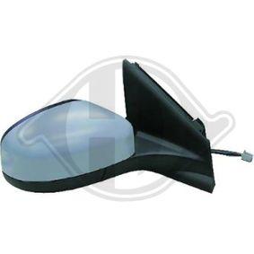 Außenspiegel Lichtverteilung: Bodenausleuchtung mit OEM-Nummer 1538211