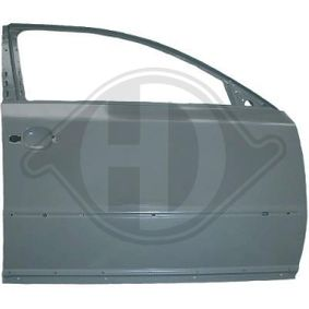 Türen und Einzelteile VW PASSAT Variant (3B6) 1.9 TDI 130 PS ab 11.2000 DIEDERICHS Tür, Karosserie (2245020) für