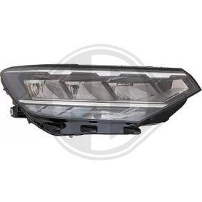 Zestaw reflektorów do jazdy dziennej 2214988