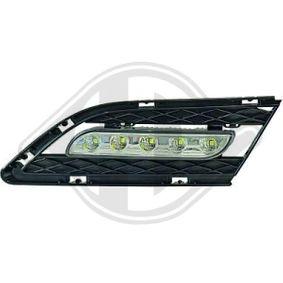 Zestaw reflektorów do jazdy dziennej 1216889 BMW 3 Sedan (E90)