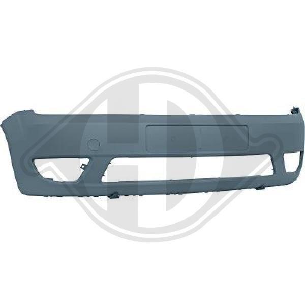Bumper 1404050 DIEDERICHS 1404050 original quality