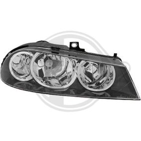 DIEDERICHS Headlight 3051980 with OEM Number 60695647