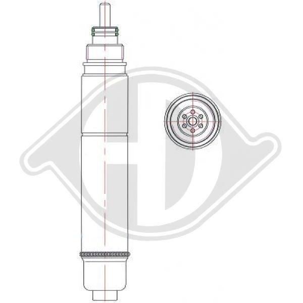 DIEDERICHS HD Tuning 9500080 Glühlampe, Blinkleuchte