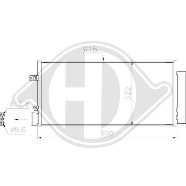 DIEDERICHS HD Tuning 9500080 Bulb, indicator
