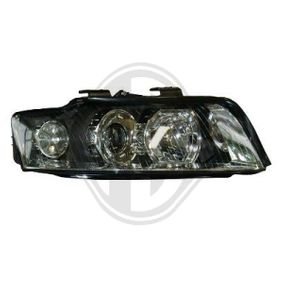 Headlight for vehicles with headlamp levelling with OEM Number 8E0941003AQ