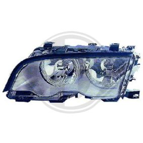 Hauptscheinwerfer 1214186 3 Limousine (E46) 320d 2.0 Bj 1999