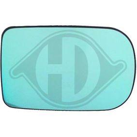 Spiegelglas, Außenspiegel mit OEM-Nummer 51168247131