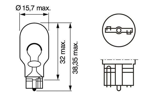 Article № 12V21WPURELIGHT BOSCH prices