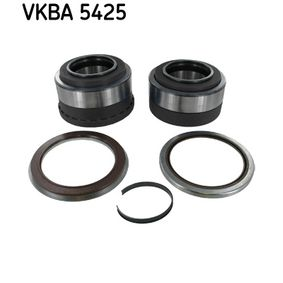 SKF  VKBA 5425 Radlagersatz Ø: 125mm, Innendurchmesser: 68mm