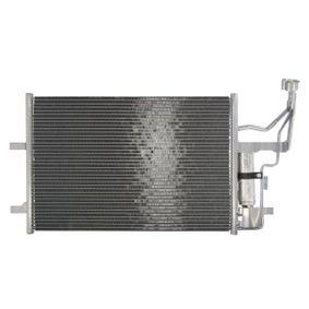 Condensador MAZDA 3 (BK) 1.4 de Año 10.2003 84 CV: Condensador, aire acondicionado (KTT110293) para de THERMOTEC