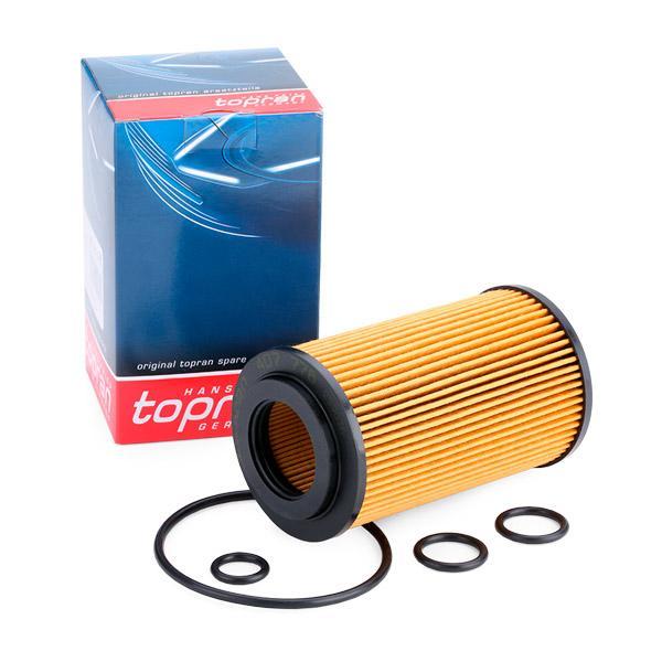 Filter TOPRAN 407 778 1800250000015